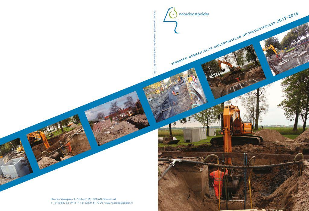 thumbnail of Verbreed GRP Noordoostpolder 2012-2016